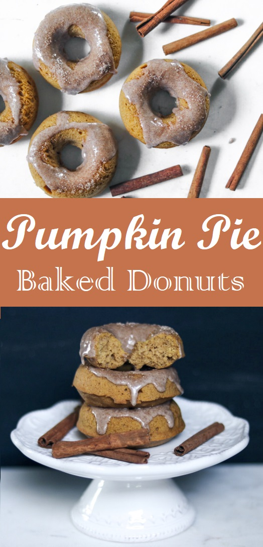 pumpkin pie baked donuts pumpkin spice fall cinnamon.jpg