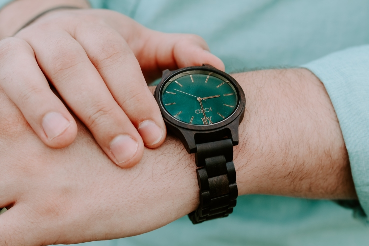 jord watch 30th birthday present for husband wood watch